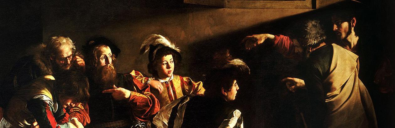 Calling And Caravaggio