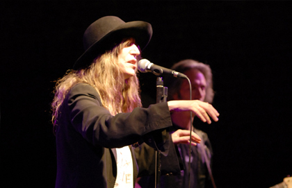 Patti Smith's Faithful Devotion