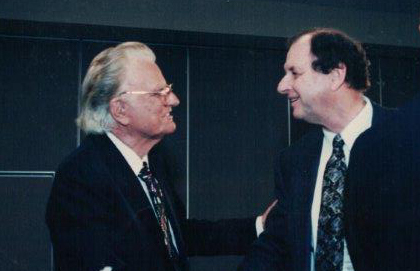 A Life Touched by Billy Graham