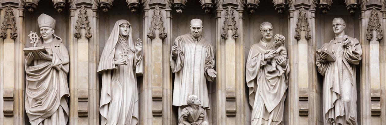 Martyrs, Saints and Oscar Romero