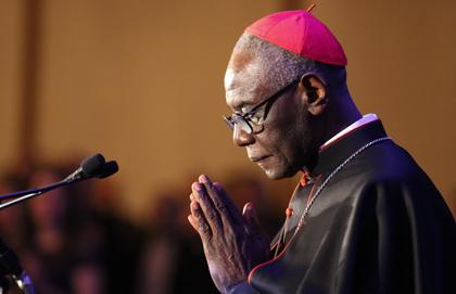 Cardinal Sarah, Man of Prayer