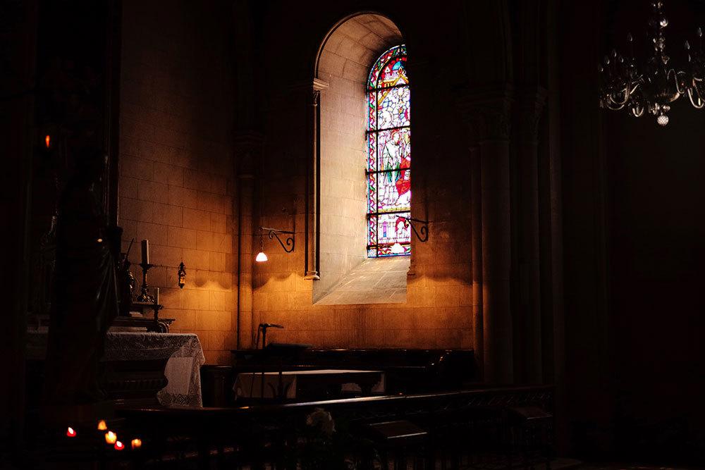 Sanctuary Sidelight