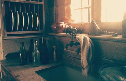 Even the Kitchen Sink