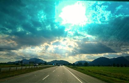 Resplendent Sky