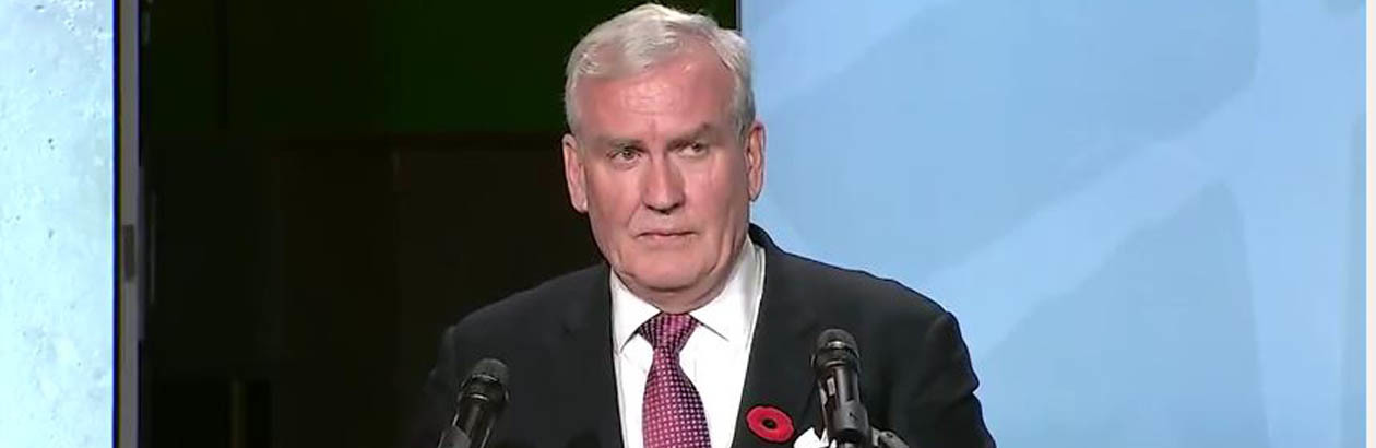 Kevin Vickers' Road to Forgiveness