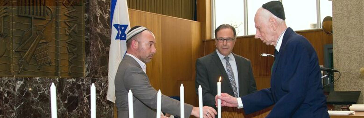 Yom Hashoah with Canadian Roots