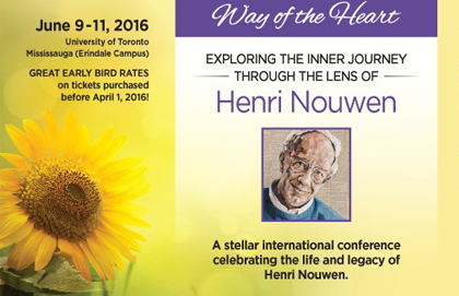 Henri Nouwen's Journey to Toronto