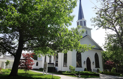The Deep Roots of St. Andrew's Oakville