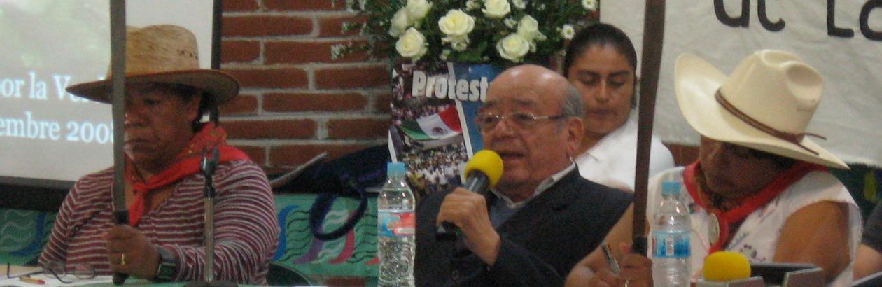 Remembering Bishop Ruiz