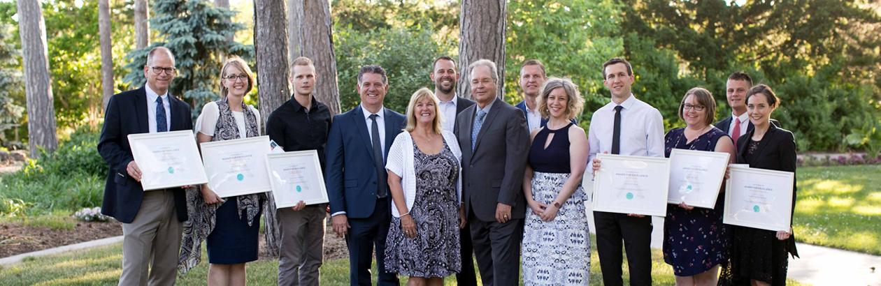 Rozema Awards Celebrate Excellent Educators