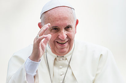 Pope Francis in Fast Forward