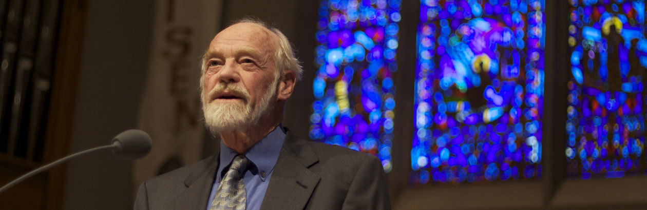 Learning from Eugene Peterson