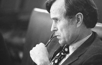 George Bush - Death of a Patriarch