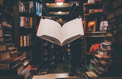 Coffee, Snacks, Literature