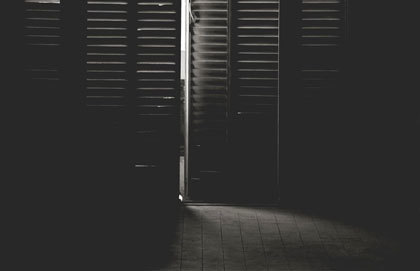 The Law of Closed Doors