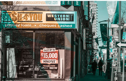 The Changing Face of Payday Lending in Canada