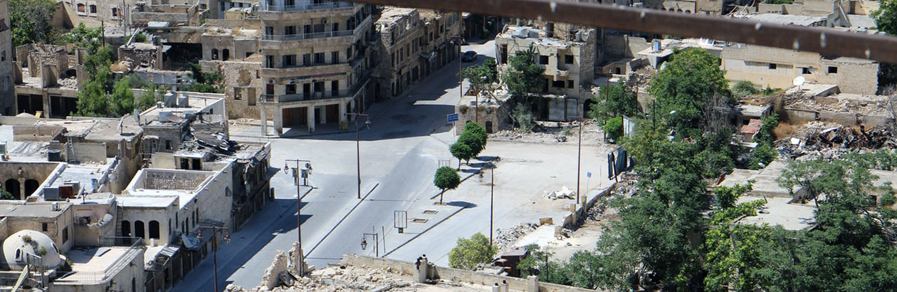 Syria Hits Situation Critical