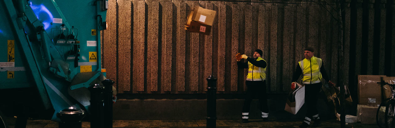 How Garbage Collectors Can Refresh Our Theology