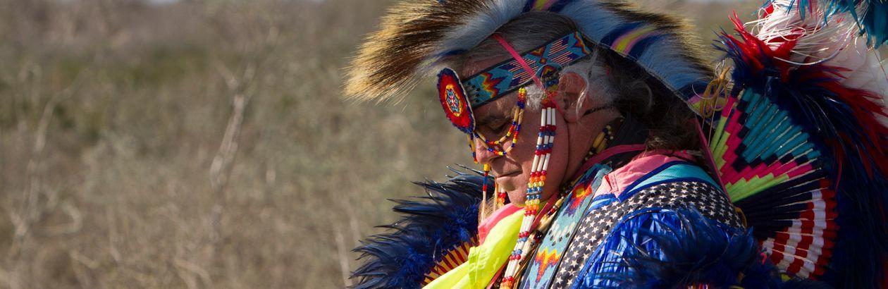 """""""I Didn't Become an Apache. I Was Born an Apache."""""""