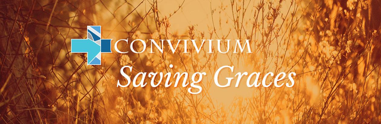 Saving Graces: Week Three