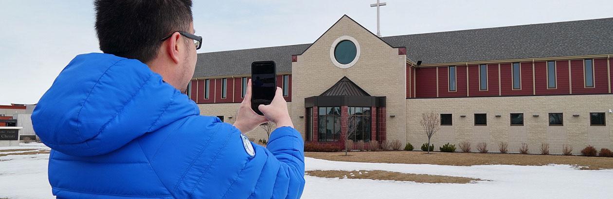 An Archdiocese Takes on TikTok