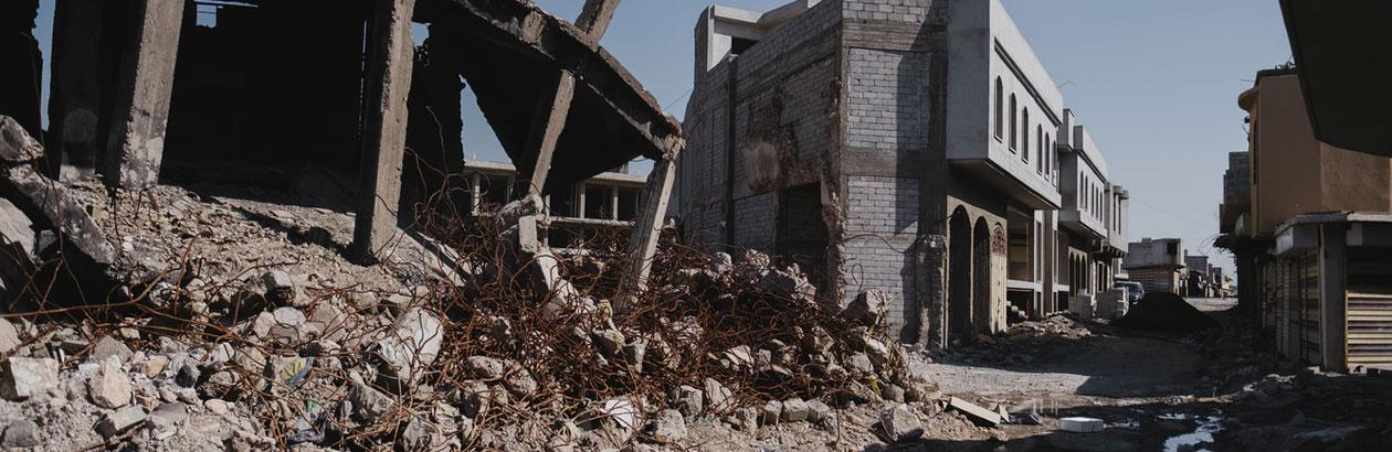 Memories of Mosul Must Spark Action