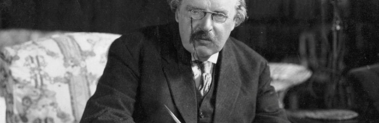 The Everlasting G. K. Chesterton