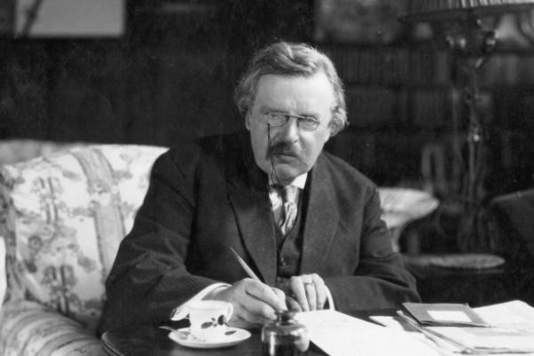 The Everlasting G. K. Chesterton