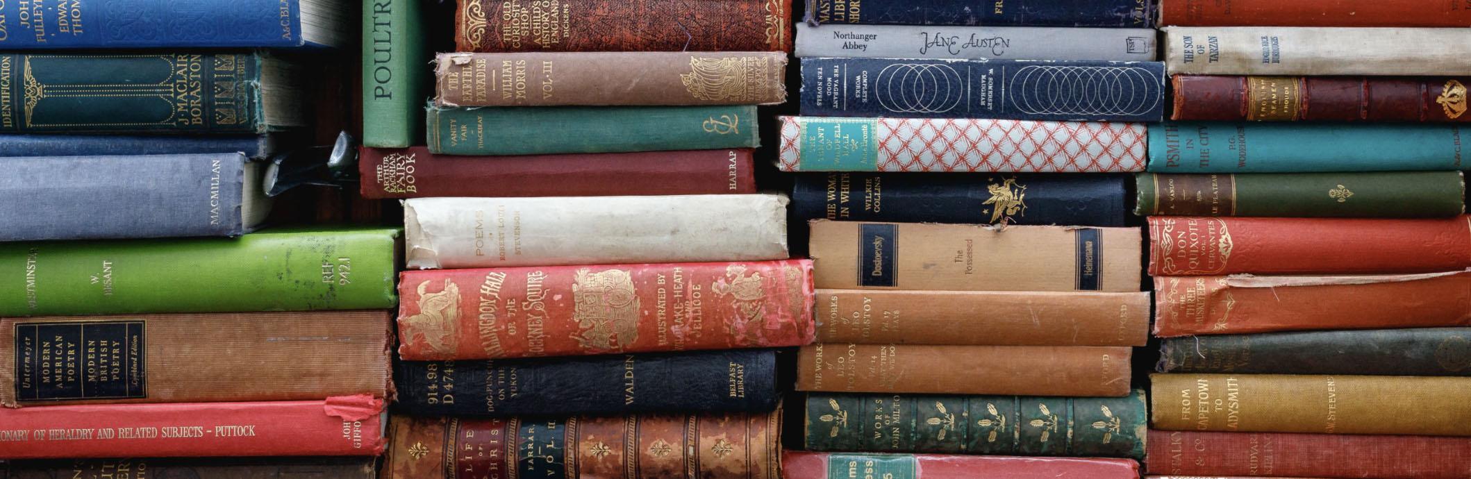 One Man's Reading List