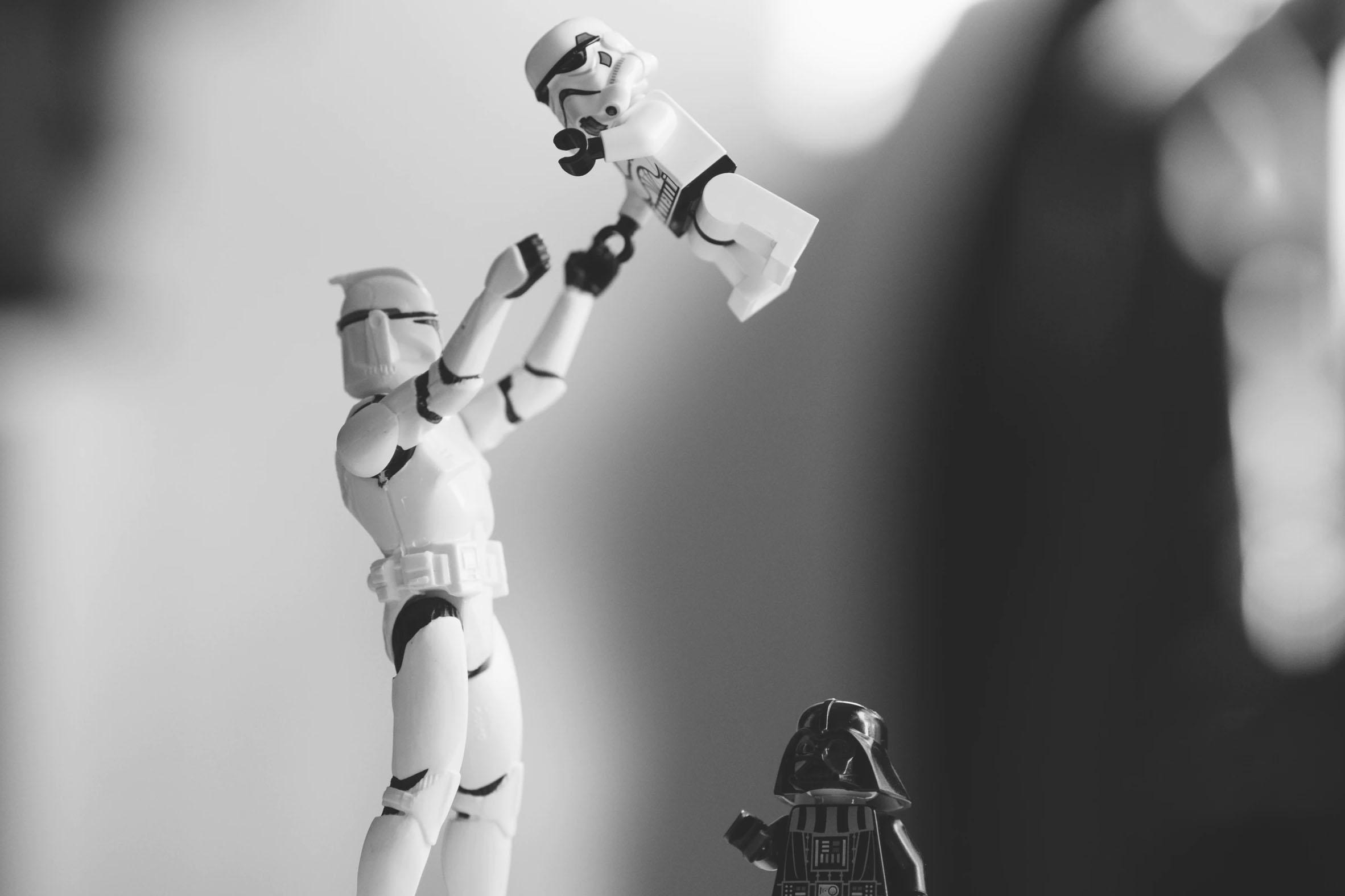 Tears of Jedi Joy