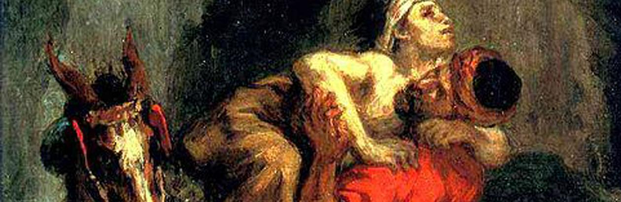 Mapping the Parable of the Good Samaritan