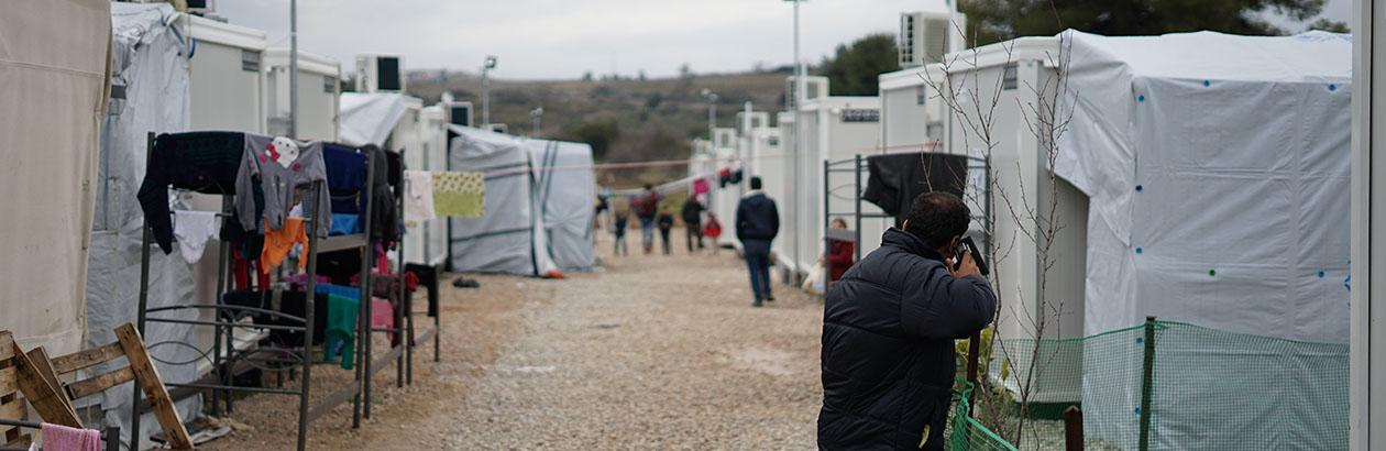 A COVID Cold Shoulder for Refugees