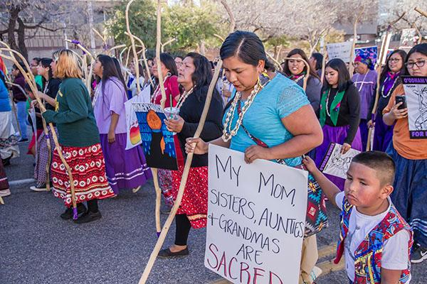 Indigenous Women Ascending