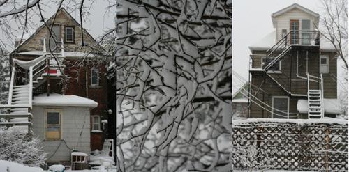Hamilton Alleyway Triptych
