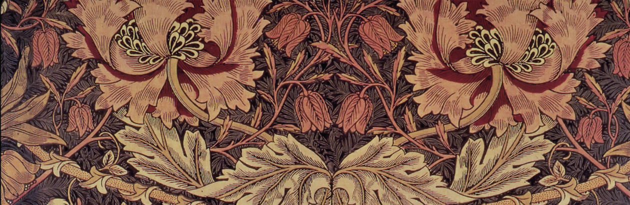 William Morris: The Man Who (Re)Discovered Art with a Little 'a'