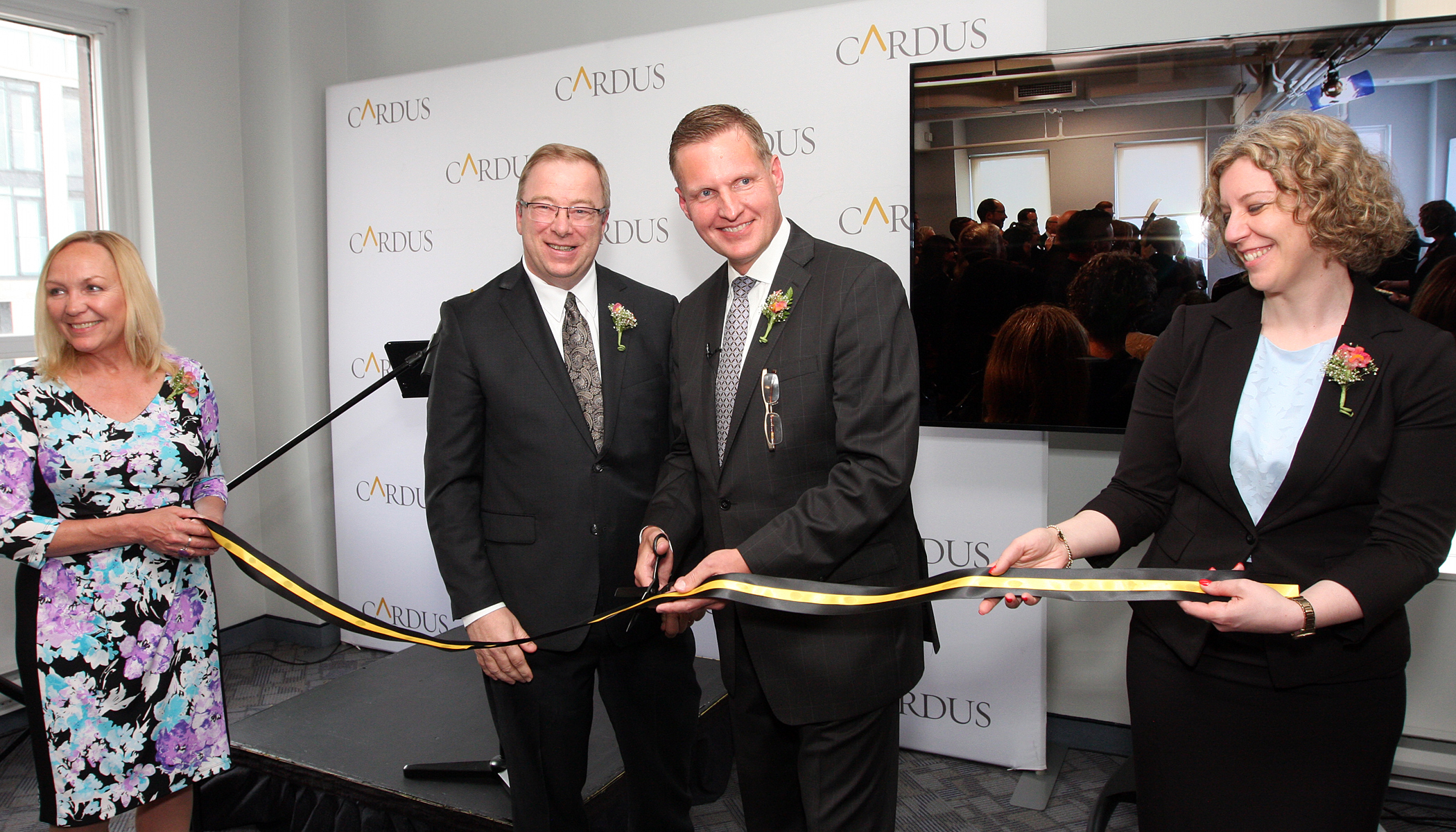 Official Opening of Cardus Ottawa