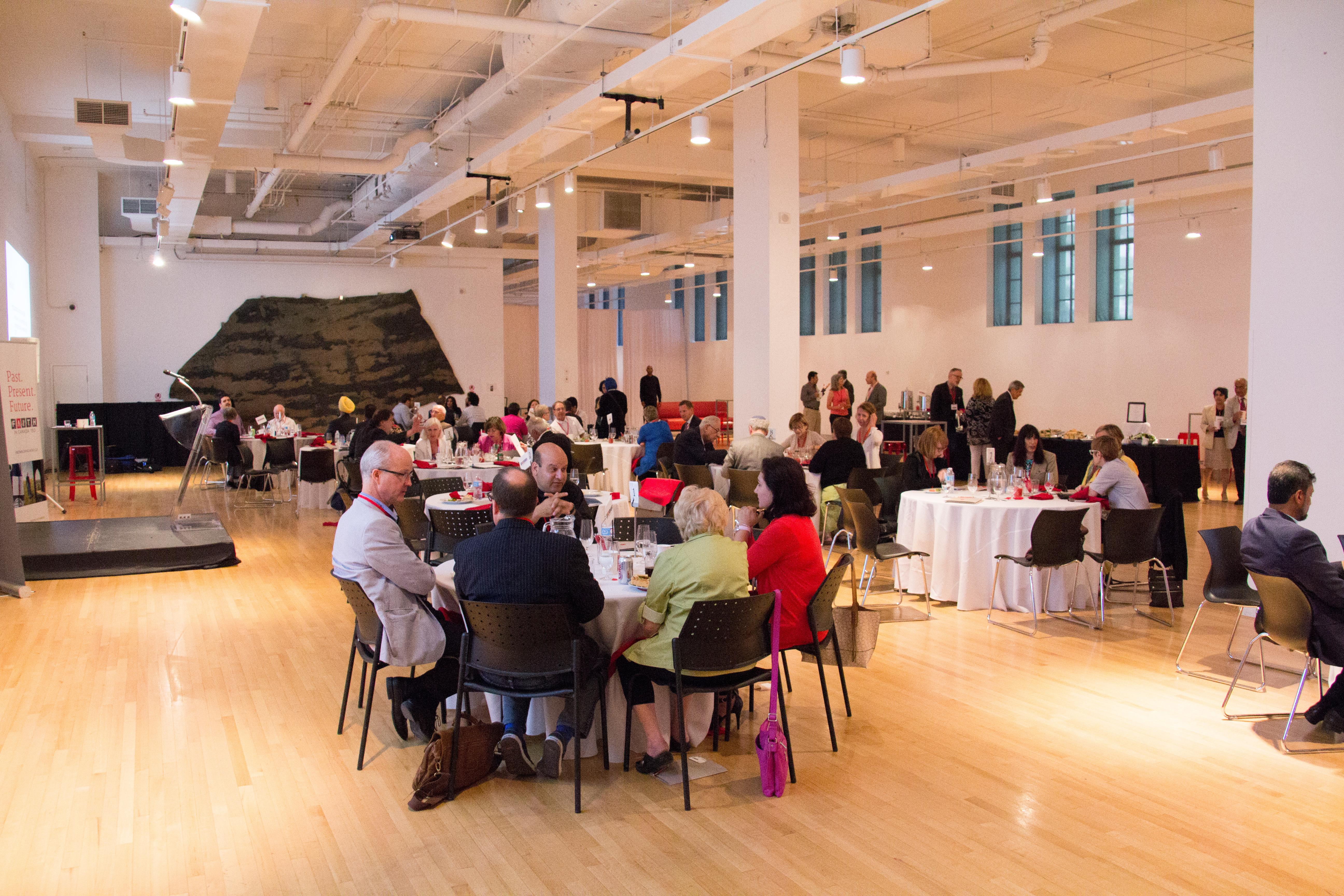 Toronto Faith Alliance Gathering