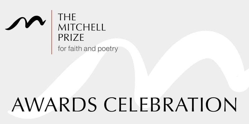 The 2019 Mitchell Prize for Faith and Writing Awards Celebration
