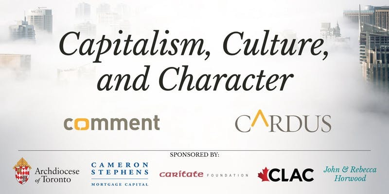 Capitalism, Culture and Character
