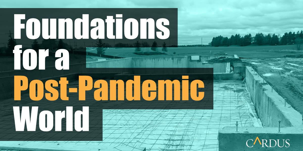 Foundations for a Post-Pandemic World