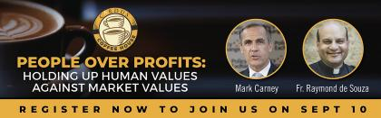 People over Profits: Holding Up Human Values Against Market Values