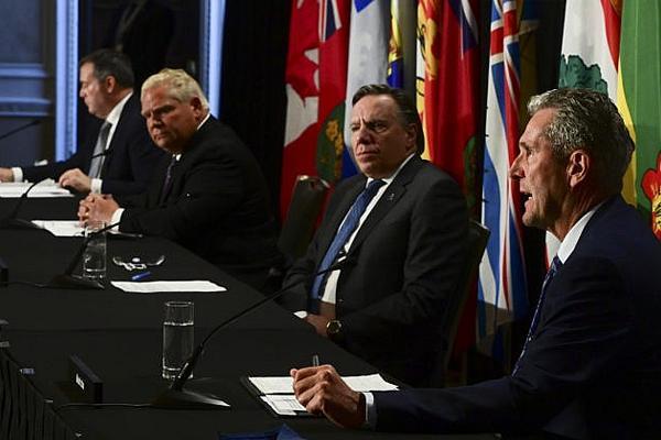 Justin Trudeau puts the pressure on premiers