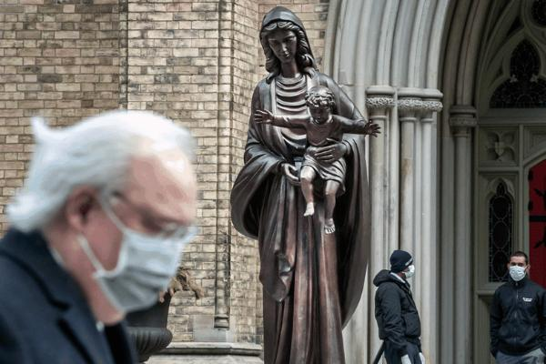 Saving religion during COVID: The faithful find ways to flock together